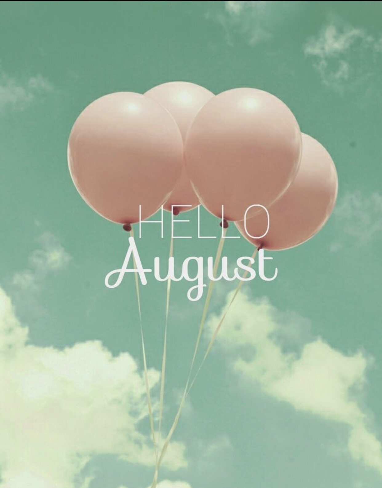 New Month Fresh Start Hello August Life With Latoya